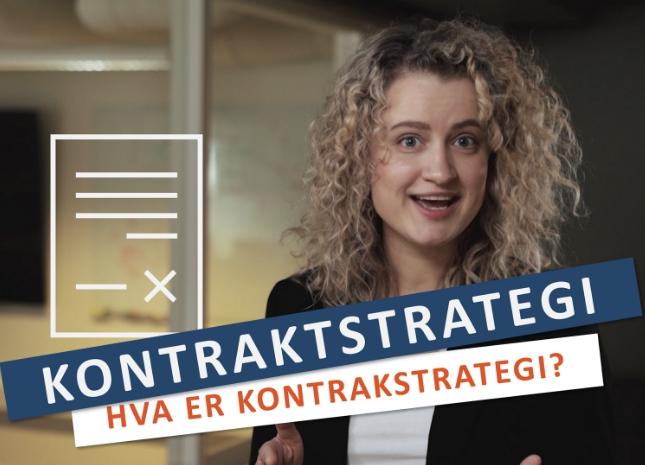 kontraktstrategi