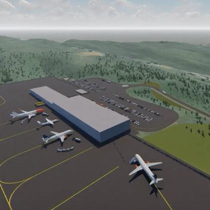 Polarsirkelen lufthavn