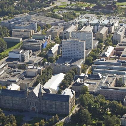 Statsbygg, NTNU Campussamling