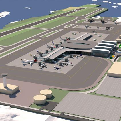 Avinor, Ny Bodø Lufthavn