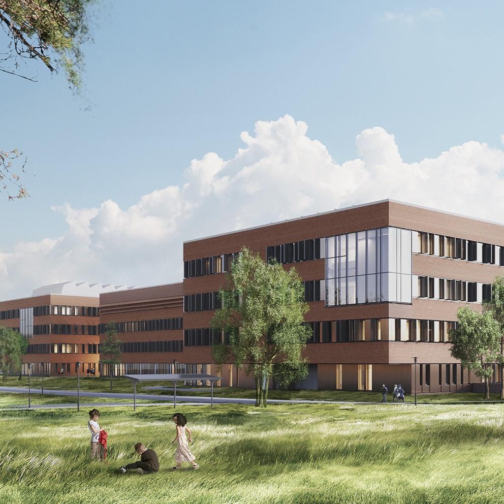 nmbu campus ås Marstrand