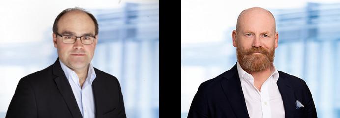 Virksomhetsutvikling av Lars kristian hunn og Erik Dammen